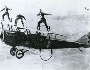 plane stunt